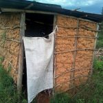 The Water Project: Elutali Community -  Latrine