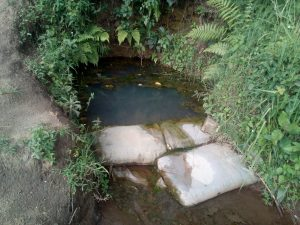 The Water Project:  Water Source Of Obati