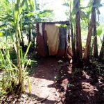 The Water Project: Irumbi Community A -  Latrine