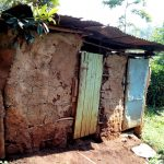 The Water Project: Irumbi Community A -  Latrines