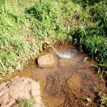 The Water Project: Irumbi Community A -  Shatsala Water Source