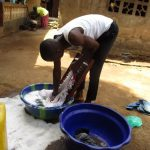 The Water Project: Rotifunk Baptist Primary School -  Community Activities
