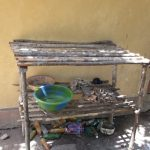 The Water Project: Rotifunk Baptist Primary School -  Dish Rack