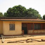 The Water Project: Rotifunk Baptist Primary School -  Household Compound