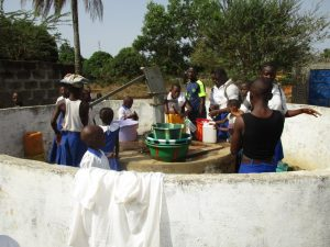 The Water Project:  Main Water Source