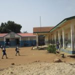 The Water Project: Rotifunk Baptist Primary School -  School Combound