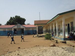 The Water Project:  School Combound