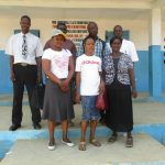 The Water Project: Rotifunk Baptist Primary School -  School Staff