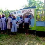 The Water Project: Imuliru Primary School -  School Entrance