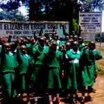 The Water Project: Eurusui Girls Primary School -  School Entrance