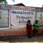 The Water Project: Namalasire Primary School -  School Gate