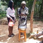 The Water Project: Itukhula Community, Lipala Spring -  Handwashing Training