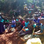 The Water Project: Shilakaya Community, Shanamwevo Spring -  Training
