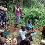 The Water Project: Lwenya Community -  Training