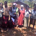 The Water Project: Sharambatsa Community A -  Training Participants
