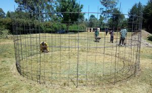The Water Project:  Mesh Layer For Tank Wall