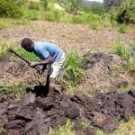 The Water Project: Musango Community B -  Spring Excavation