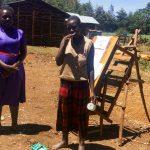 The Water Project: Sharambatsa Community A -  Dental Hygiene Training