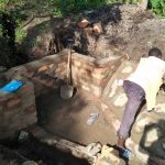 The Water Project: Bukhunyilu Community -  Spring Construction