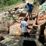 The Water Project: Shihingo Community -  Spring Protection