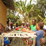 The Water Project: Sanya Community -  Dish Rack Training