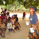 The Water Project: Kolia Community -  Oral Rehydration Solution