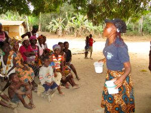 The Water Project:  Oral Rehydration Solution