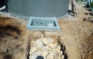 The Water Project:  Soak Pit
