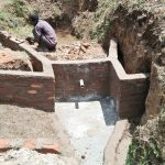The Water Project: Ataku Community, Ataku Spring -  Spring Construction