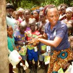 The Water Project: Kolia Community -  Handwashing Training