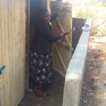 The Water Project: Mumias Complex Primary School -  Latrine Construction
