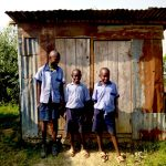 The Water Project: Imuliru Primary School -  Latrines