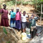 The Water Project: Itukhula Community, Lipala Spring -  Clean Water