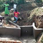 The Water Project: Ataku Community -  Spring Construction