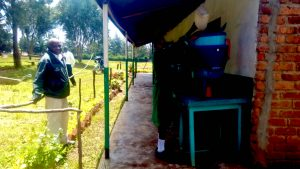 The Water Project:  Filling The Container