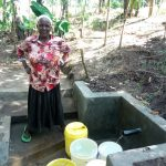 The Water Project: Shiyunzu Community, Imbukwa Spring -  Clean Water