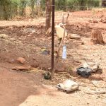 The Water Project: Karuli Community E -  Muimi Handwashing Station
