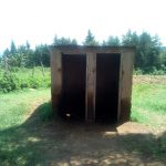 The Water Project: Shiru Primary School -  Latrines