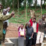 The Water Project: Lwenya Community -  Clean Water