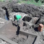 The Water Project: Musango Community B -  Spring Construction
