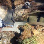 The Water Project: Sharambatsa Community, Mihako Spring -  Spring Construction