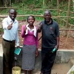 The Water Project: Lwenya Community, Warosi Spring -  Clean Water