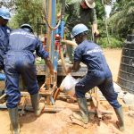 The Water Project: Kipolo Community -  Drilling