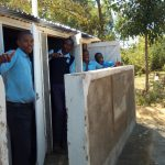 The Water Project: Muyere Secondary School -  New Latrines