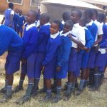 The Water Project: Mumias Complex Primary School -  Hand Washing