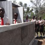 The Water Project: Shibale Secondary School -  New Latrines