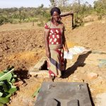 The Water Project: Musango Community C -  Sanitation Platform