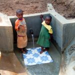 The Water Project: Ataku Community, Ataku Spring -  Clean Water