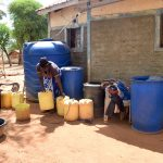 The Water Project: Karuli Community E -  Muimi Water Storage