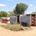 The Water Project: Kyulungwa Primary School -  Latrines